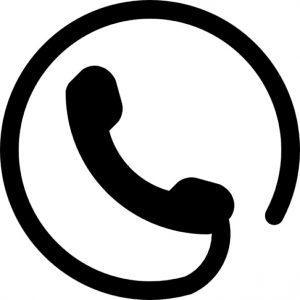 telefon-symbol-einer-ohr-mit-kreisformigen-schnur-um_318-49659